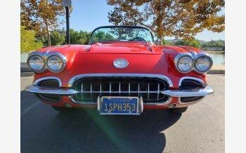 1959 Chevrolet Corvette Convertible for sale 101281059