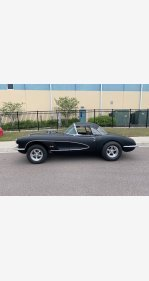 1959 Chevrolet Corvette for sale 101325582