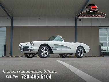 1959 Chevrolet Corvette for sale 101332544