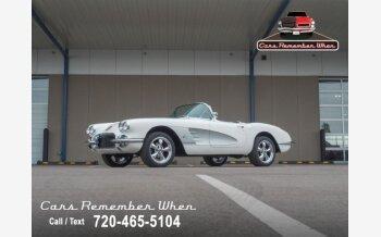 1959 Chevrolet Corvette for sale 101332544