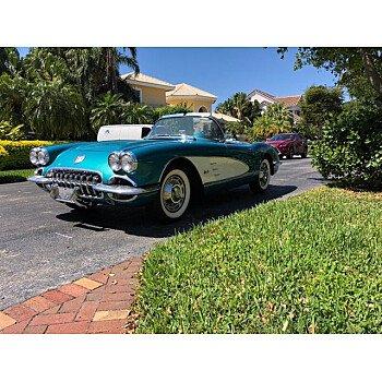 1959 Chevrolet Corvette for sale 101358465
