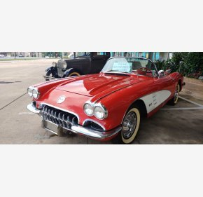 1959 Chevrolet Corvette for sale 101362964