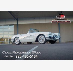 1959 Chevrolet Corvette for sale 101393147