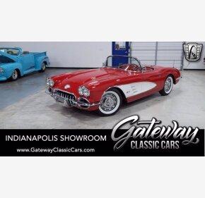 1959 Chevrolet Corvette for sale 101466242