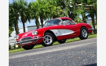 1959 Chevrolet Corvette Convertible for sale 101574880