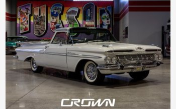 1959 Chevrolet El Camino for sale 101314686