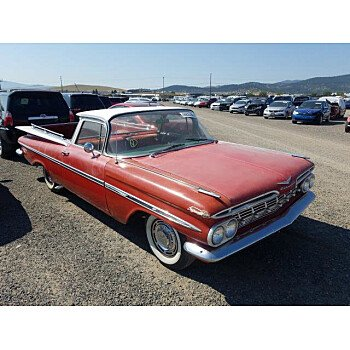 1959 Chevrolet El Camino for sale 101361636