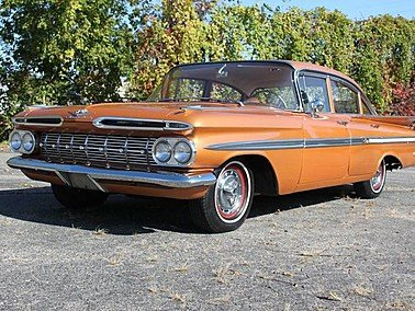 1959 Chevrolet Impala for sale 101282733