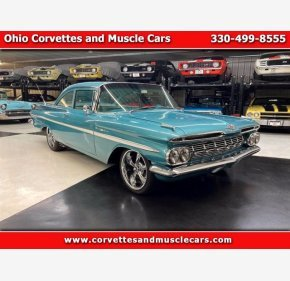 1959 Chevrolet Impala for sale 101396215