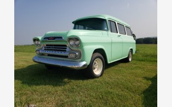 1959 Chevrolet Suburban 2WD for sale 101566385