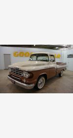 1959 Dodge D/W Truck for sale 101065202