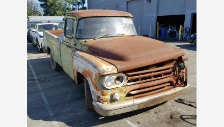 1959 Dodge D/W Truck for sale 101222150