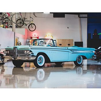 1959 Edsel Corsair for sale 101091971