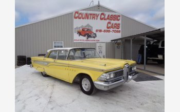 1959 Edsel Corsair for sale 101301434