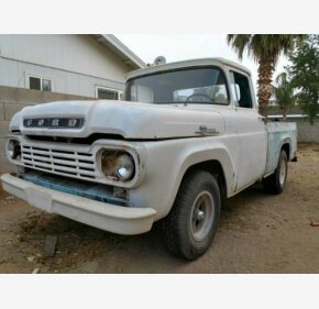 1959 Ford F100 for sale 100931834