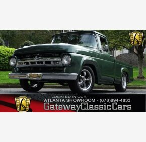 1959 Ford F100 for sale 101049610