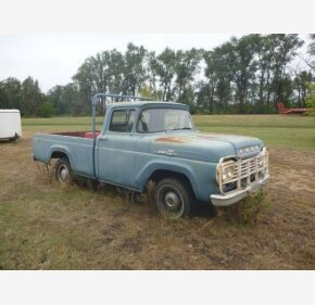 1959 Ford F100 for sale 101051512