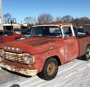1959 Ford F100 for sale 101256472