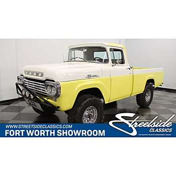 1959 Ford F100 for sale 101283097