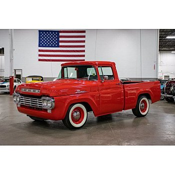 1959 Ford F100 for sale 101395884