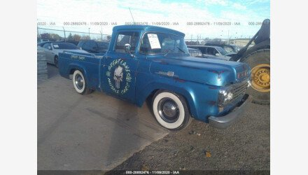 1959 Ford F100 for sale 101409383