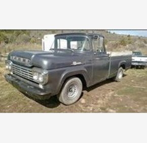 1959 Ford F100 for sale 101440057