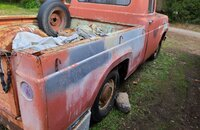 1959 Ford F100 2WD Regular Cab for sale 101472053