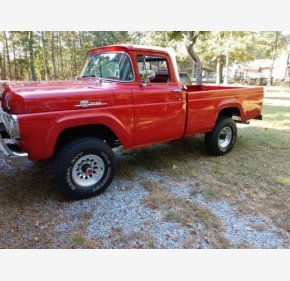 1959 Ford F250 for sale 101231030