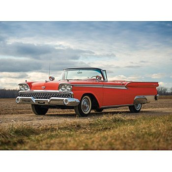 1959 Ford Fairlane for sale 101093319