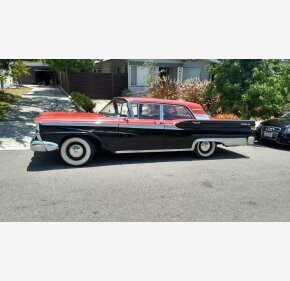 1959 Ford Fairlane for sale 100994910