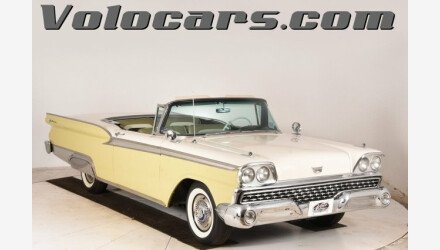 1959 Ford Fairlane for sale 101050493