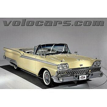 1959 Ford Fairlane for sale 101184993