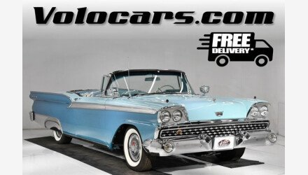 1959 Ford Fairlane for sale 101455304