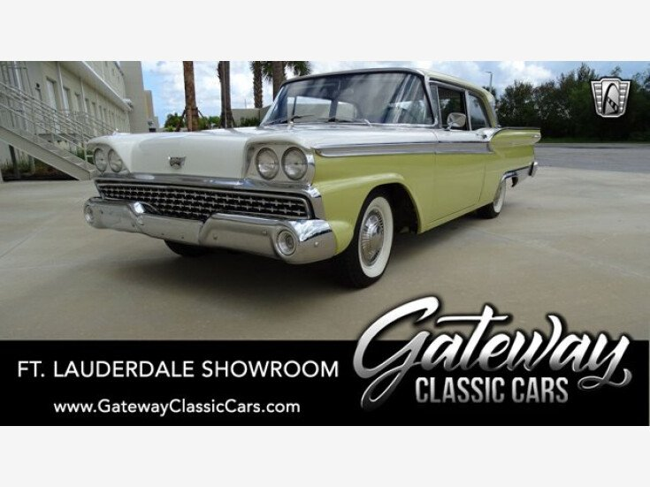1959 Ford Fairlane for sale 101464375