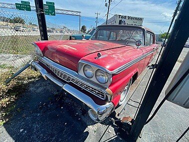 1959 Ford Fairlane for sale 101544630