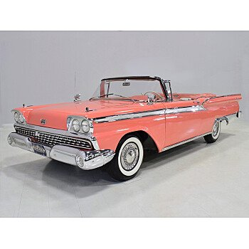 1959 Ford Galaxie for sale 101244491