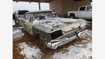 1959 Ford Galaxie for sale 101465840