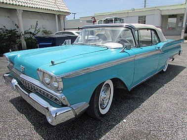 1959 Ford Galaxie for sale 101544627