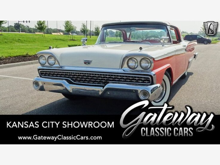 1959 Ford Galaxie for sale 101564996