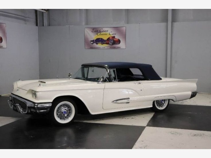 1959 Ford Thunderbird for sale 101284551