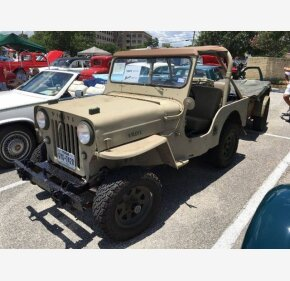 1959 Jeep CJ-3B for sale 101338289