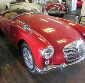 1959 MG MGA for sale 101000278