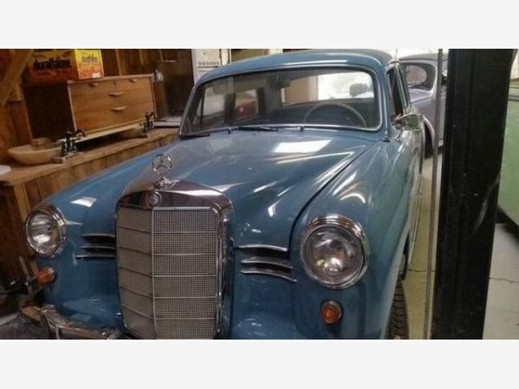 1959 Mercedes-Benz 180A for sale 100865678