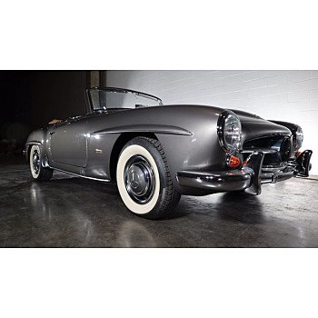 1959 Mercedes-Benz 190SL for sale 101391984