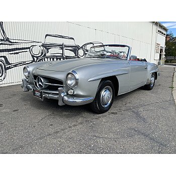 1959 Mercedes-Benz 190SL for sale 101404002