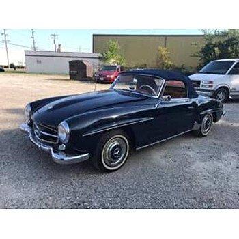 1959 Mercedes-Benz 190SL for sale 101483077
