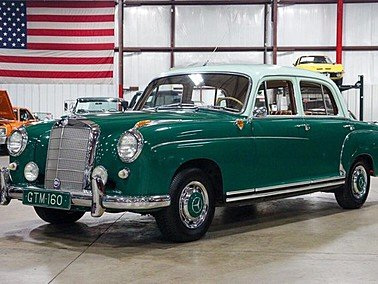 1959 Mercedes-Benz 220S for sale 101535070