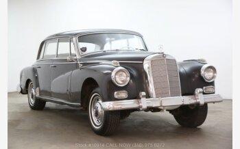 1959 Mercedes-Benz 300D for sale 101154048