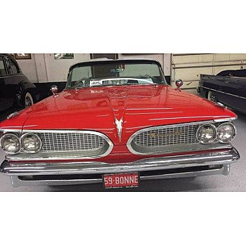 1959 Pontiac Bonneville for sale 100986673