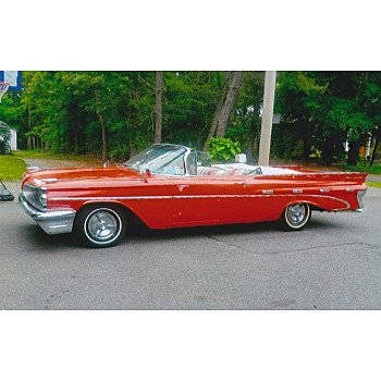 1959 Pontiac Bonneville for sale 101292849